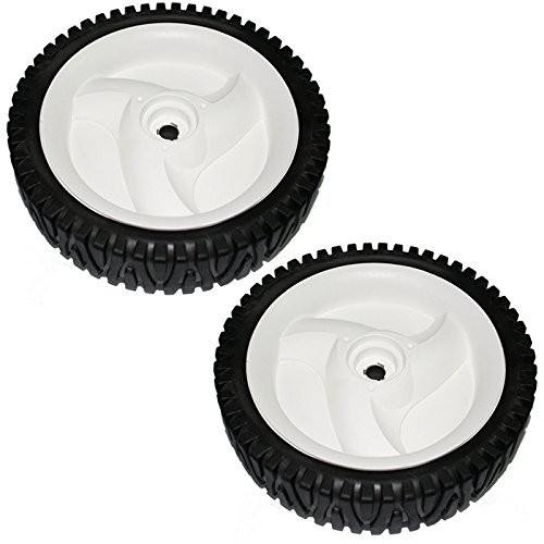 Husqvarna 583719501 Wheel and Tire Assembly 8-Inch by 1 75