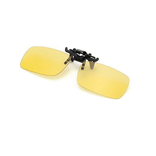 7e952630b50 Night Vision Glasses for Driving Rain Day Driving Anti Glare ...